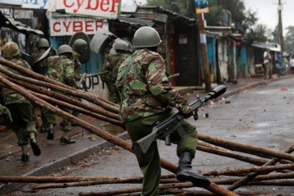 صومالیہ کی سرحد پرکینیا کے 10 پولیس افسر ہلاک