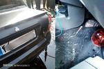 انحراف یک دستگاه خودرو پراید از مسیر ۴ مصدوم برجا گذاشت