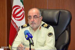۲.۵ میلیارد تومان لوازم خانگی قاچاق در غرب تهران کشف شد