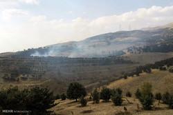 آتش سوزی سوهانک