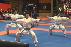 برگزاری اولین رویداد کاراته پس از شیوع ویروس کرونا