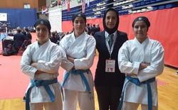 ايران تحرز برونزية بطولة العالم بالتايكواندو للناشئات