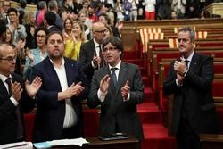 ترکیه اعلام استقلال «کاتالونیا» را اقدامی اشتباه خواند