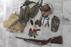 ۲ شکارچی غیرمجاز در منطقه دیباج دامغان دستگیر شدند