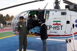 اورژانس هوایی استان همدان در ایام نوروز فعال خواهد بود