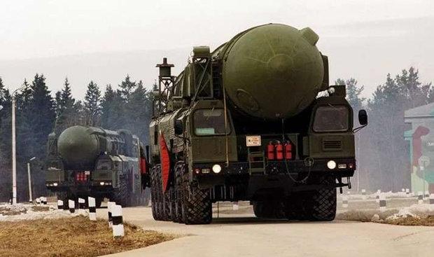 روسيا تطلق أربعة صواريخ استراتيجية عابرة للقارات