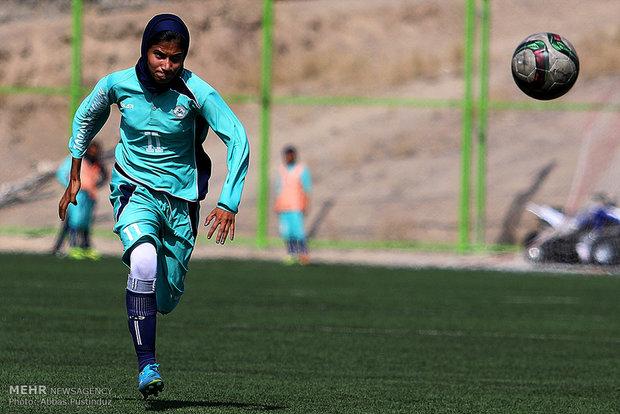 نتائج الدوري الممتاز لكرة القدم النسائية في إيران