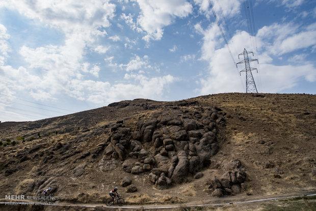 البطولة الوطنية لسباق الدراجات الجبلية في إيران