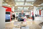 مانکن ها در نمایشگاه مطبوعات چه میکنند؟
