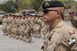نیروهای کانادایی عراق
