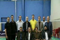 دور برگشت مسابقات لیگ برتر جام خلیج فارس در کرمانشاه پایان یافت