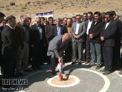 Ground broken for new 5-star hotel in Zanjan