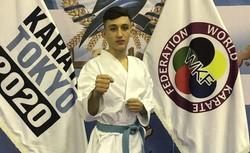 İranlı karateciden İspanya'da büyük başarı
