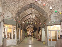 Historical bazaar rehabilitated in Khoy