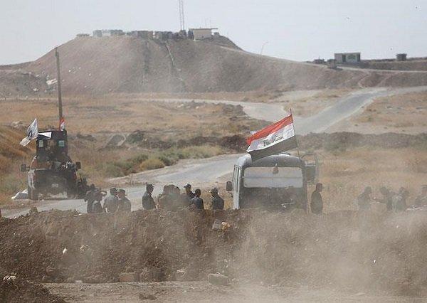 """انطلاق عملية لتعقب """"داعش"""" في تسع مناطق جنوب بعقوبة"""