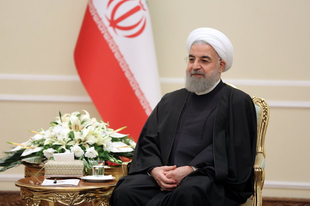 Rouhani congratulates New Zealand PM on election