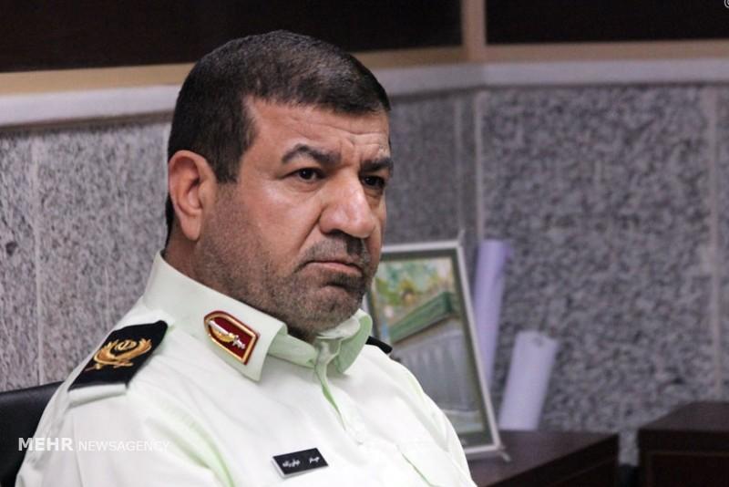 فرمانده انتظامی خوزستان: عوامل تیراندازی به دفتر نماینده اندیمشک دستگیر شدند