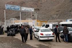 İran'nın Razi Sınır Kapısı'nın 24 saat çalıştırılması gündemde