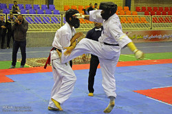 Intl. Kyokushinkai competition in Sanandaj
