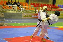 مسابقات بین المللی کیوکوشین کاراته در سنندج