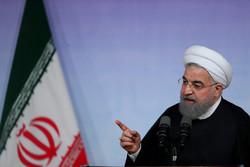 'Absurd' to negotiate with disloyal Washington: Rouhani