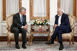 دیدار قائم مقام وزارت امور خارجه اتریش با وزیر امور خارجه