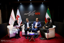 3rd day of Tehran 23rd Press Expo in frame