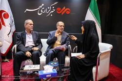 سومین روز بیست و سومین نمایشگاه مطبوعات و خبرگزاریها -2