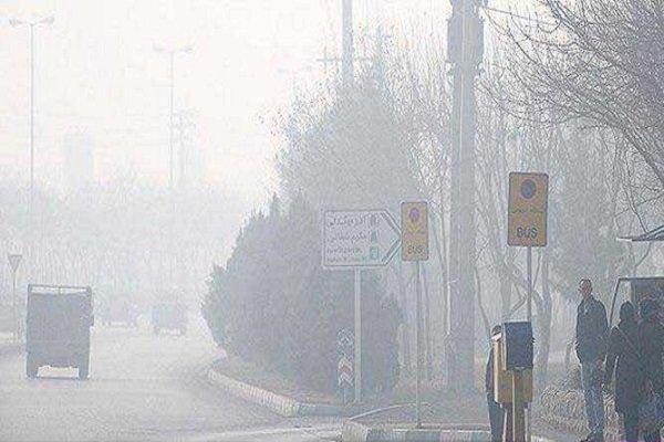 تعطیلی مدارس منوط به پایش ۲۴ ساعته شاخص آلودگی هوا است