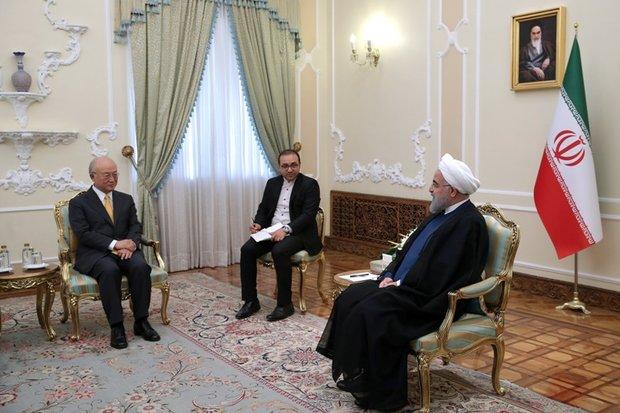 Iran seeks long-term coop. with IAEA