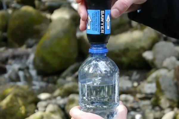 این فیلتر هر نوع آبی را پاکسازی می کند