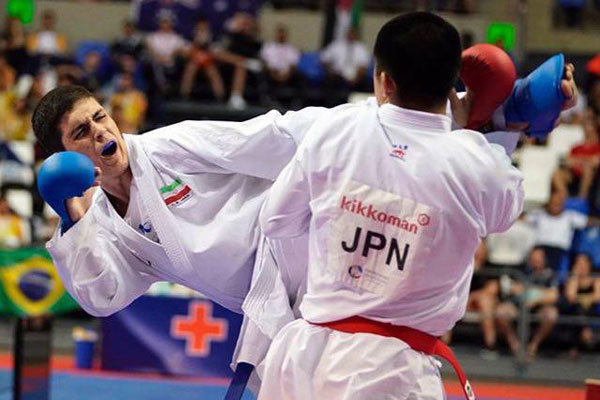 Iran among 5 top karate teams
