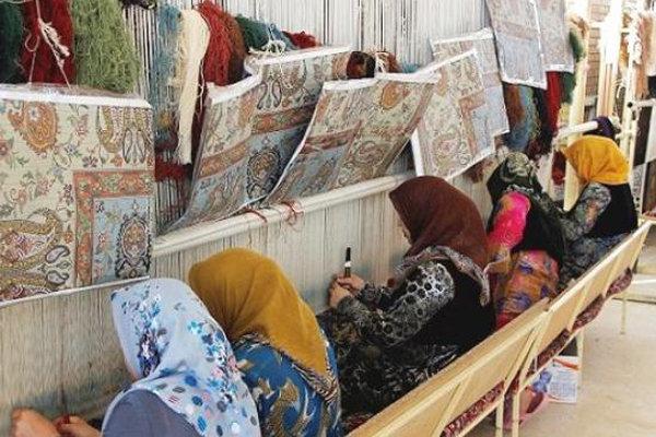 اجرای طرح جهش تولید برای توانمند سازی زنان سرپرست خانوار/حمایت از زنان از آموزش مهارت تا برند سازی
