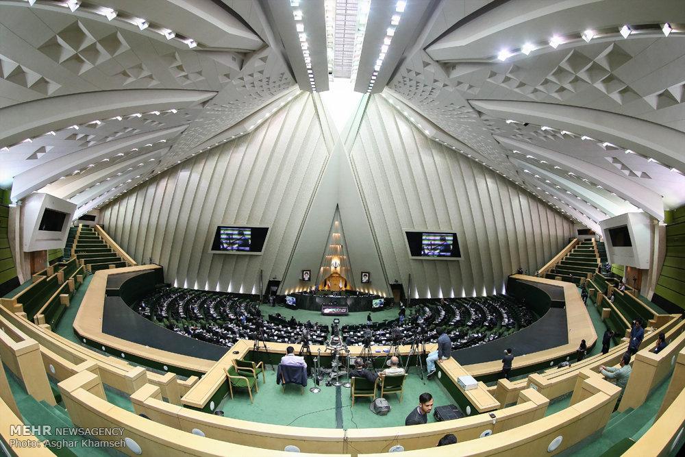 جلسه رأی اعتماد به دو پیشنهادی علوم و نیرو -۲