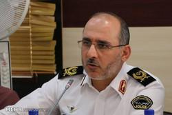 سردار محمدحسین حمیدی رئیس پلس راه راهور ناجا
