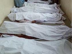 پاکستان میں ٹریفک حادثے میں 9 افراد ہلاک
