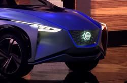 طرح اولیه خودروی تمام الکتریکی در نمایشگاه اتومبیل توکیو