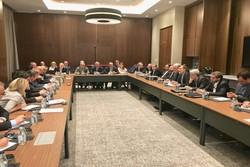 اجتماع ثلاثي بين ايران وتركيا وروسيا حول سوريا