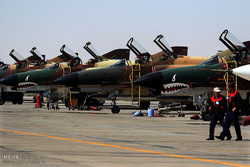 IRIAF preparing for massive war game