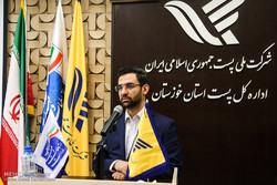 بازدید وزیر ارتباطات از پایانه مرزی شلمچه