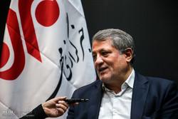 محسن هاشمی - رئیس شورای شهر تهران