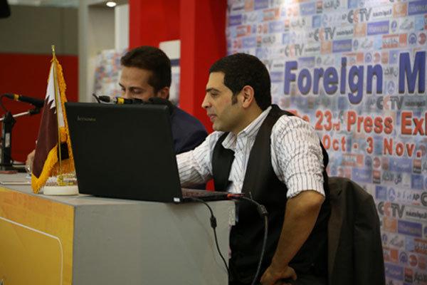 مدير مكتب الجزيرة في طهران: الصحافة في العالم الثالث وقعت في فخ الايدولوجية