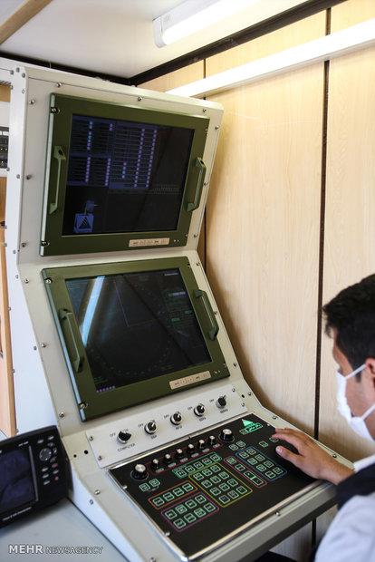 Iran launches homemade Afagh Radar System