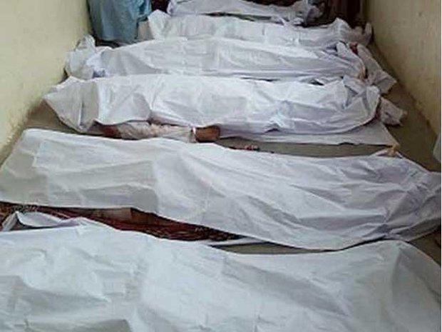 پاکستان میں ہنگو میں مسافر کوچ پر فائرنگ سے 6 افراد ہلاک