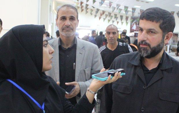 بیش از یک میلیون زائر حسینی از مرزهای خوزستان عبور کردند