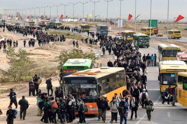 مسؤول ايراني: خدمات بلدية طهران في كربلاء والنجف طوعية