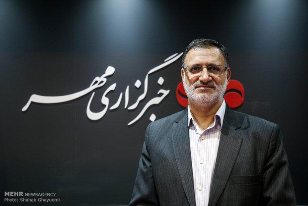 منظمة الحج والزيارة تعلن وصول مليون وسبعمائة ألف زائر وسائح إلى إيران سنوياً