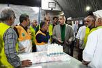 موکب گلستان به ۴۶ هزار زائر اربعین خدمات رسانی کرد