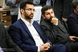 بازدید محمدجواد آذری جهرمی وزیر ارتباطات از پایانه مرزی شلمچه