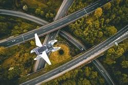 نخستین تاکسی هوایی خودران ساخته می شود